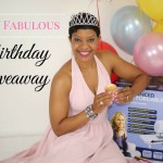 """50"" & Fabulous - Birthday Giveaway"