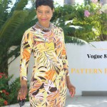 Very Easy Vogue - V8919 - Pattern Review