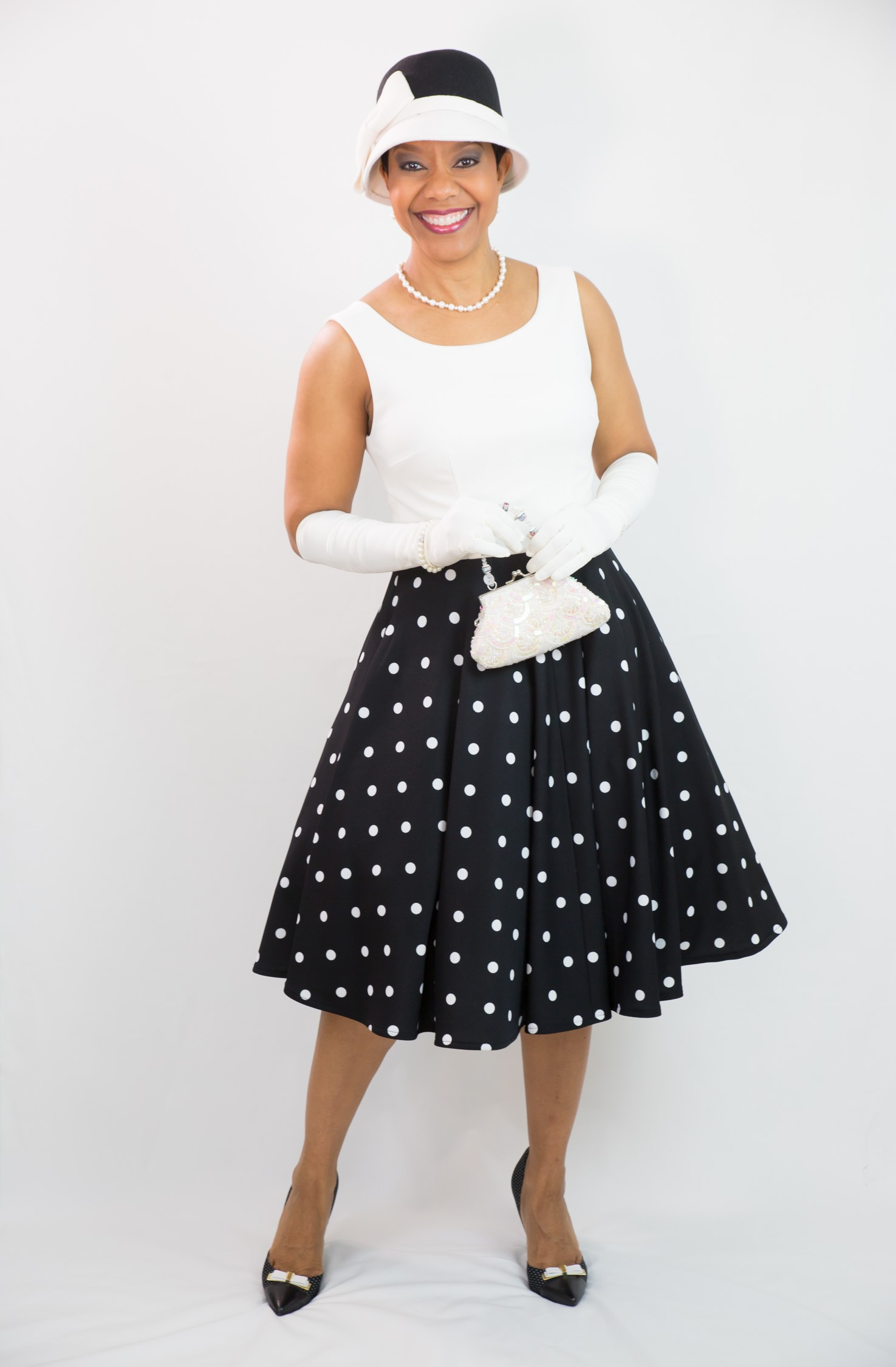 1960's Retro Dress - Butterick 5748