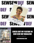 Sew Sew Def Magazine - Launches TODAY!!!