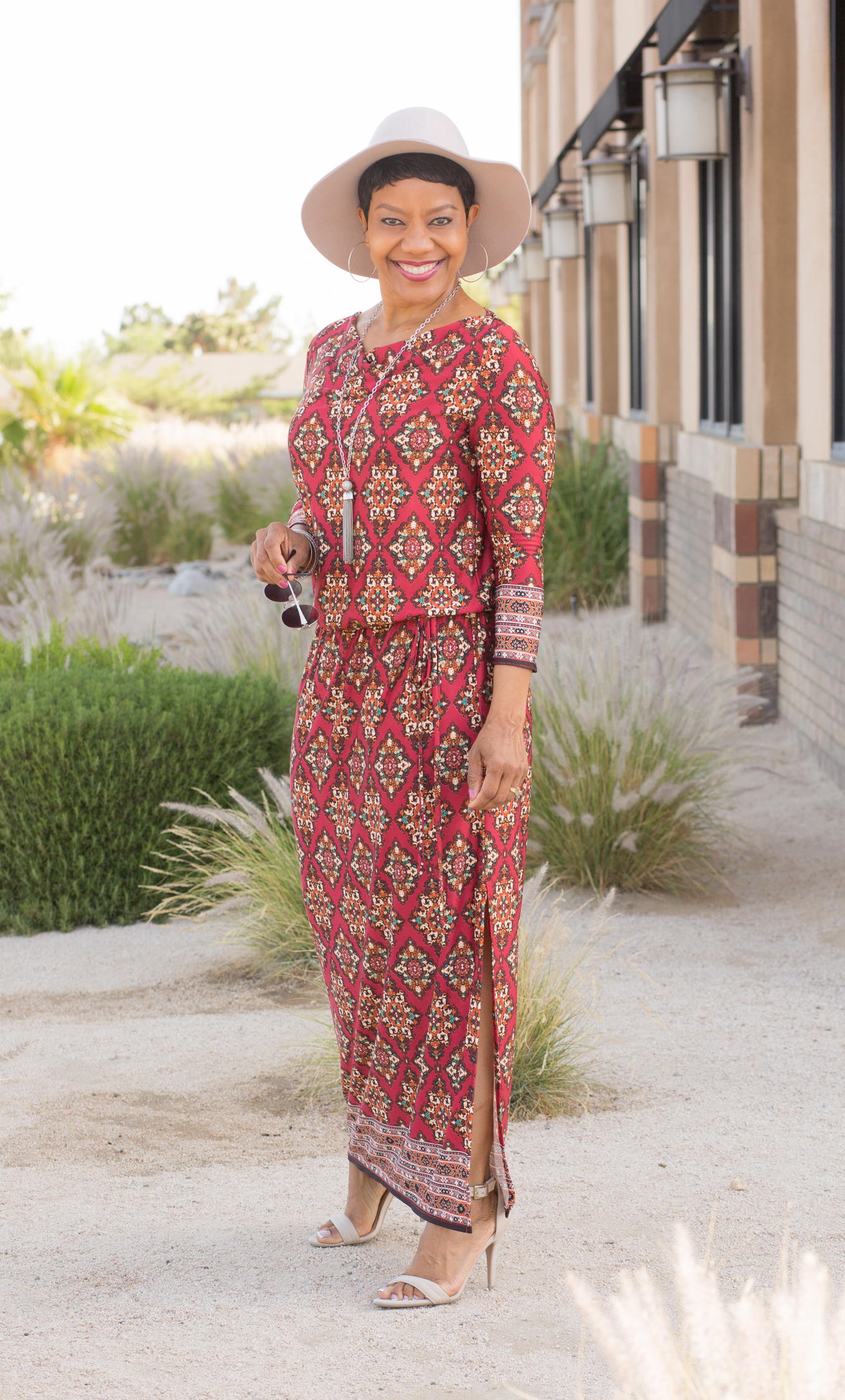 Burda-Style 6639 - Introduction to Border Prints