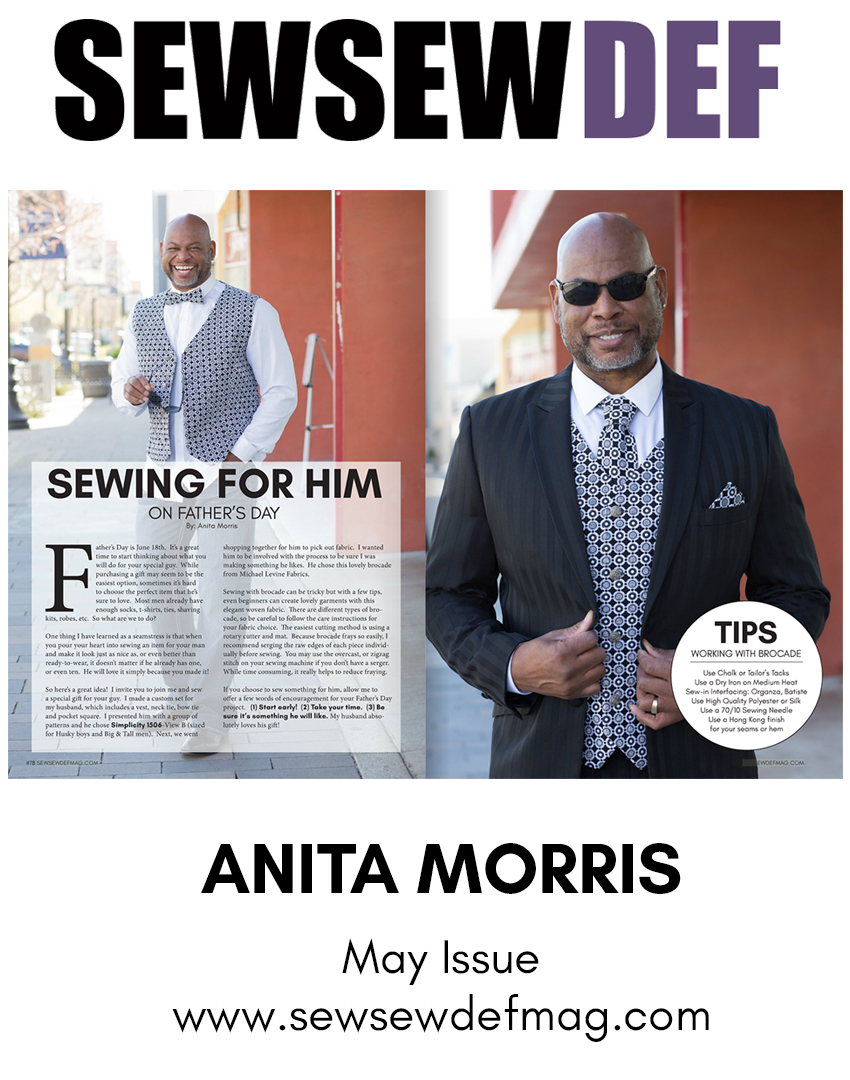 Sew Sew Def - May Issue
