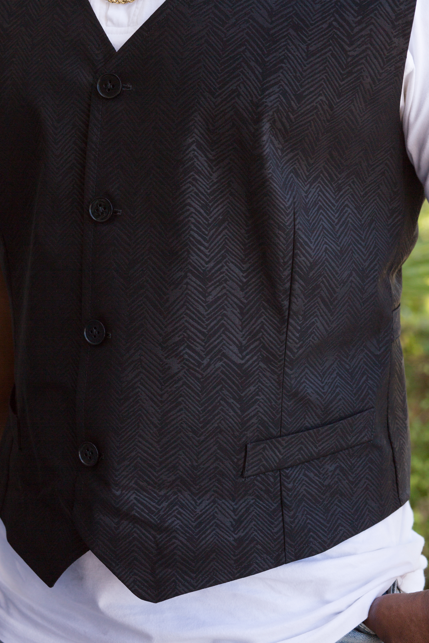 DIY Video Tutorial - How to Sew a Men's Vest