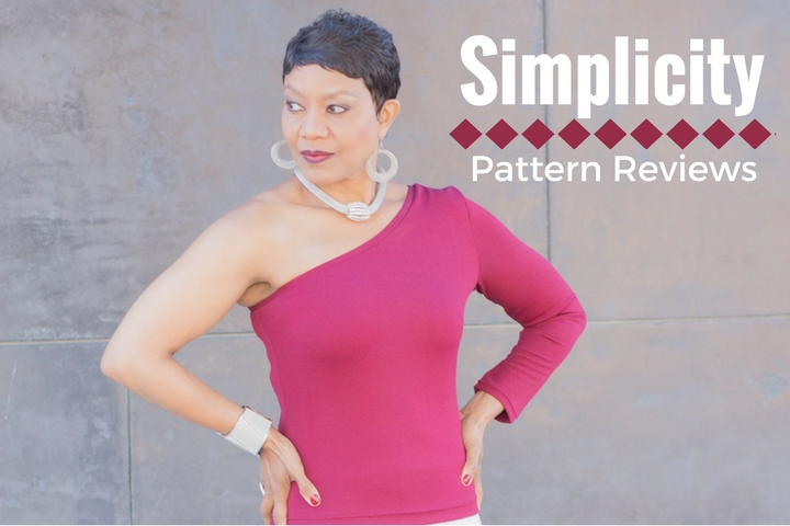 Simplicity Pattern Reviews - DIY Pants & Top