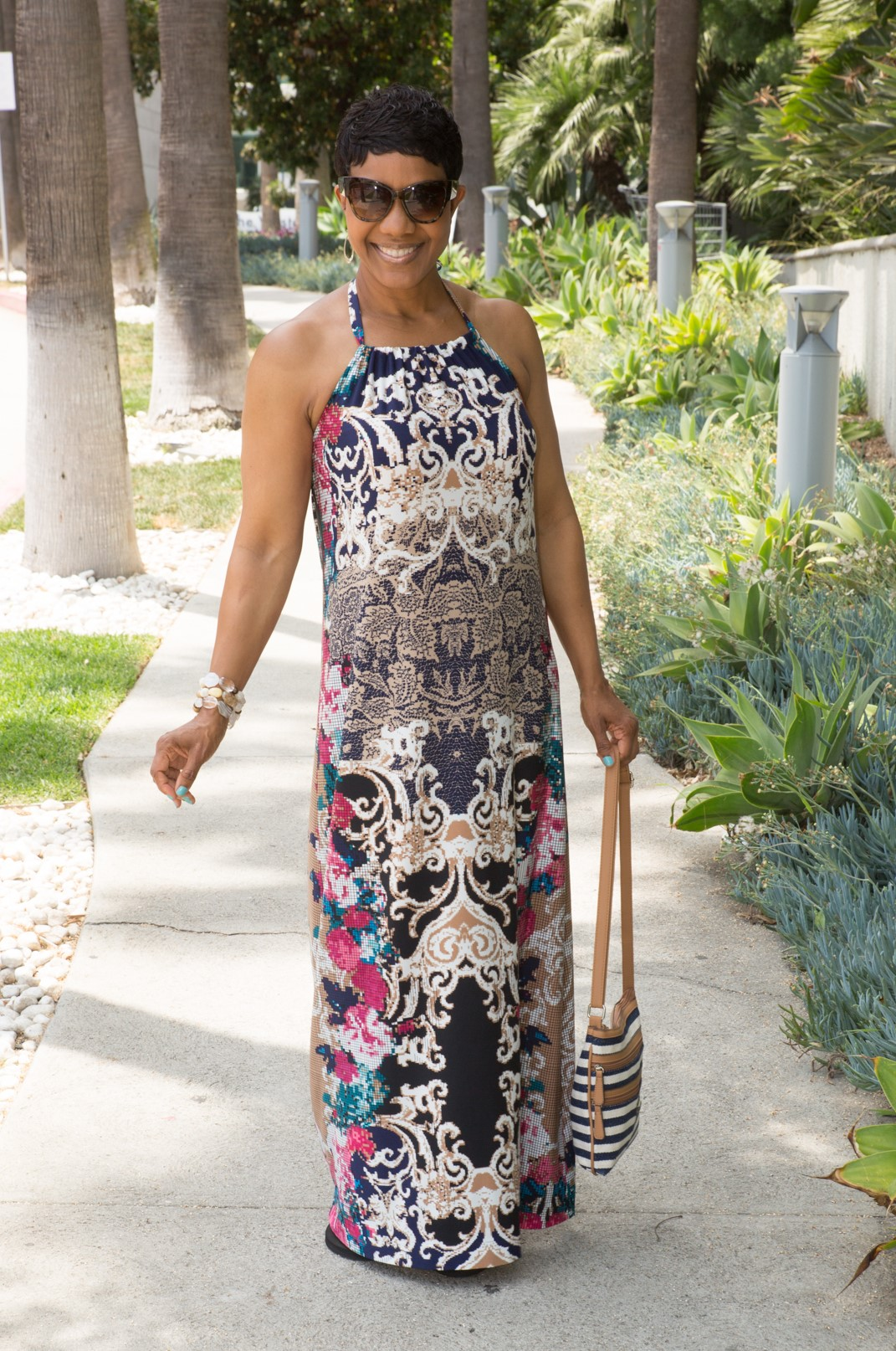 DIY Halter Dress - Simplicity 8382 - Learn to Sew Patterns
