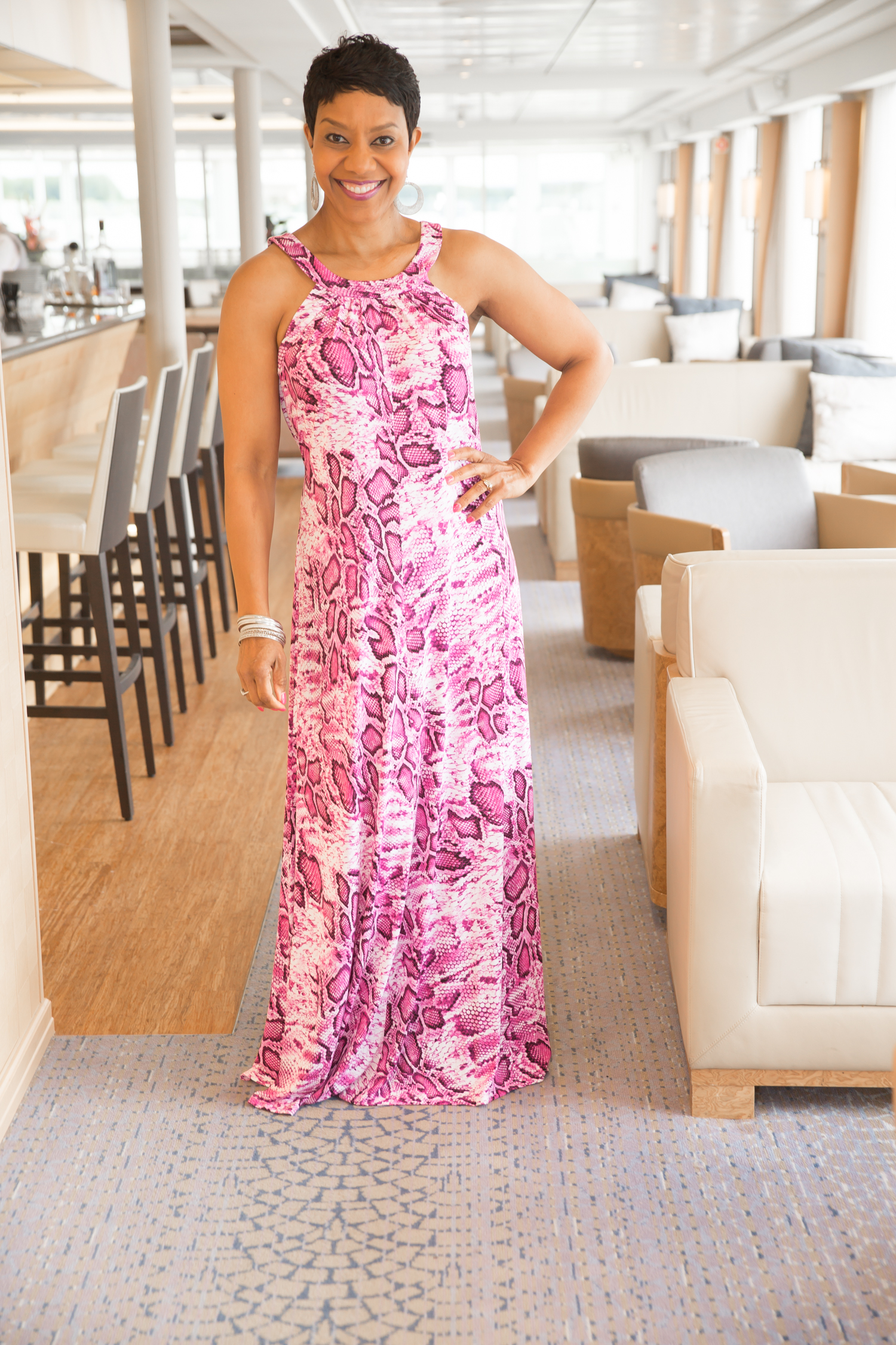 DIY Maxi Dress - New Look 6207