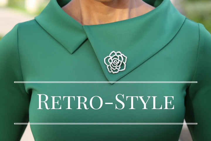 I made this retro-style – scuba knit dress last week for a special  occasion. I had the honor of attending the wedding of a very special young  lady this past ...